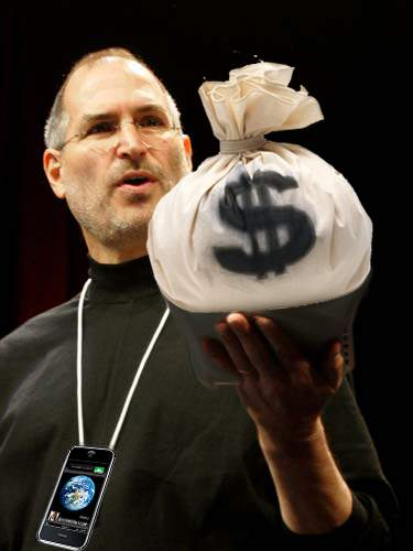 Stevejobs Moneybags