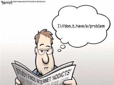 Internet Addicts
